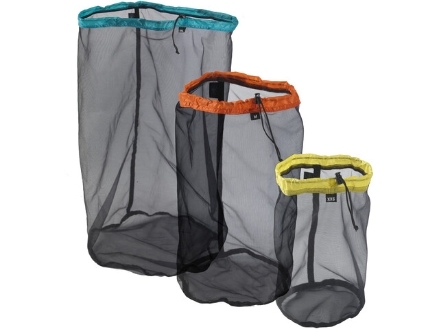 Sea to Summit Ultra Mesh Bagage ordening S oranje
